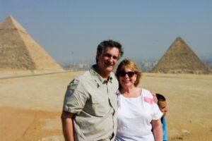 Chulicks on Far Horizons tour to Egypt