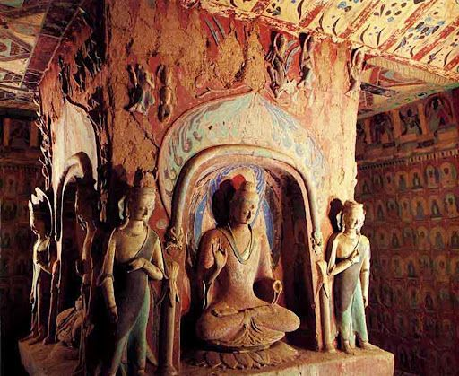 Dunhuang Mogao Cave China Far Horizons tour