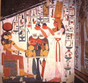 Far Horizons tour to Egypt Nefertaris tomb