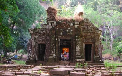 Musings from our Vat Phou Excursion