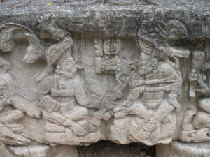 Tikal Guatemala relief Far Horizons tour