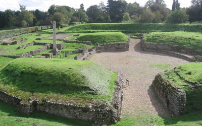 A queen conquered the capital of Roman Britain?