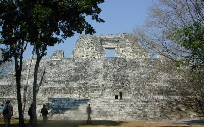 Calakmul has been enlarged as a UNESCO World Heritage Site?