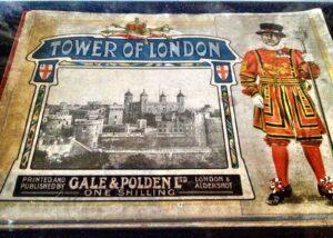 Far Horizons tower of London tour