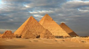 Tours of the Great Pyramid