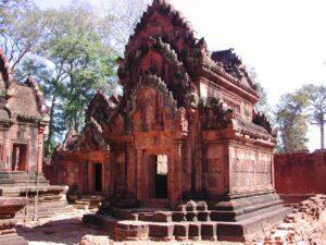 Banteay Srei Cambodia Angkor Far Horizons tour