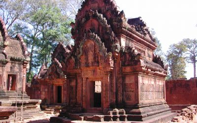 In Search of the Crown Jewel at Angkor, Cambodia