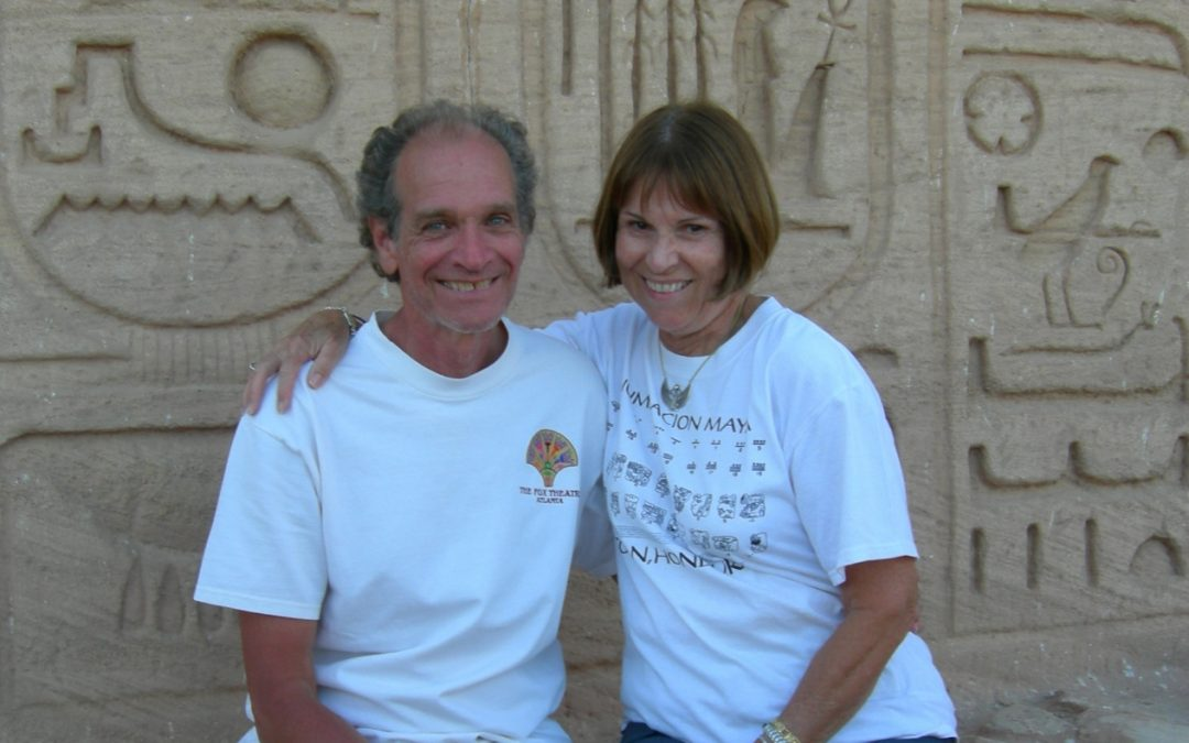 """THE Egyptologist and Art Historian lead """"Majesty of Egypt"""""""