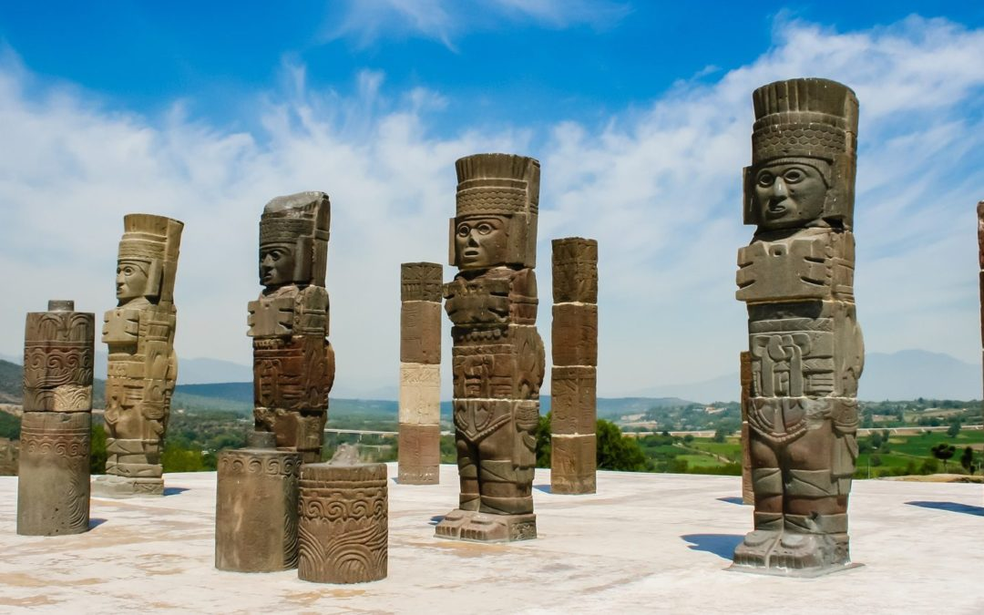 Tour Central Mexico and Discover The Toltec Heritage
