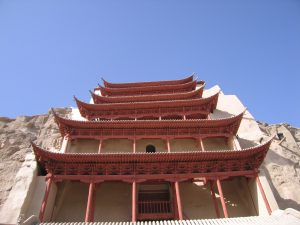 Mogao Caves China Silk tour China tour