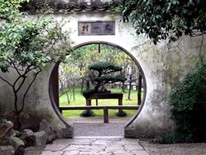 Southeast-China-Maritime-Silk-Road-Tour-Shanghai-Macau-Suzhou-garden-gate