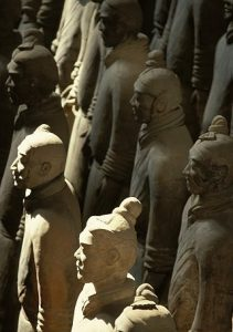Xi'an terracotta warriors tour China tour Silk Road Tour