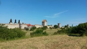 Visby city walls Denmark tour Viking Tour archaeology tour Sweden tour