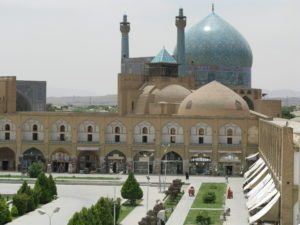 Isfahan square UNESCO World Heritage