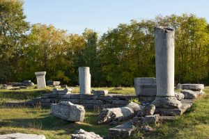Nicopolis ad Istrum Bulgaria tour archaeology tour