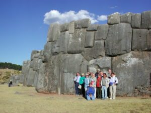 Far Horizons at Sacsayhuaman Peru