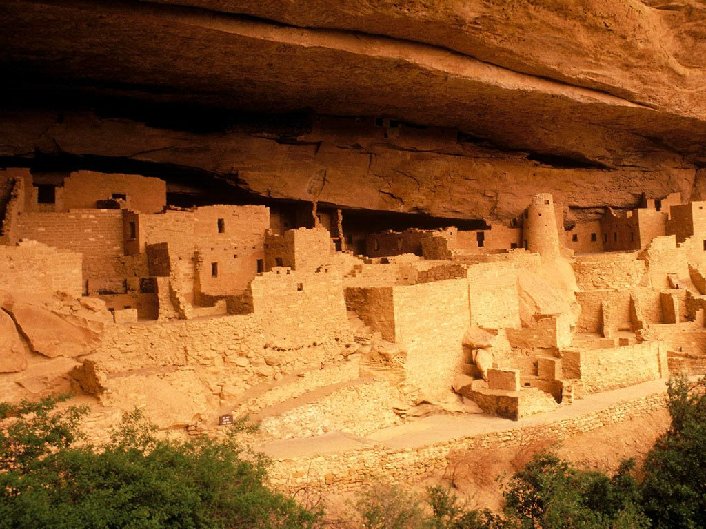 American Southwest Tour Far Horizons - Archaeological sites in the southwest us map