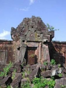 Angkor-Wat-Laos-Ancient-Khmer-Empire-Tour-Wat-Phou-doorway