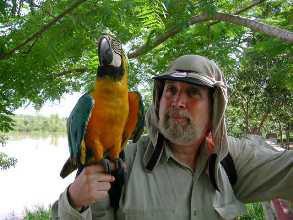 Bolivia-Tour-La Paz-Inkallaqta-Tiwanaku-Copacabana-Pedrow-parrots