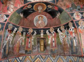 Bulgaria-Tour-Svestari-Thracian-Collection-Madara-River-Sofia-Arbanassi-Church-2