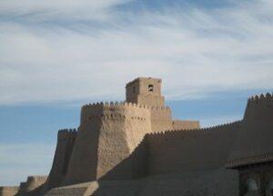 Central-Asia-Tour-Turkmenistan-Uzbekistan-Tajikistan-Merv-Khiva-city-walls