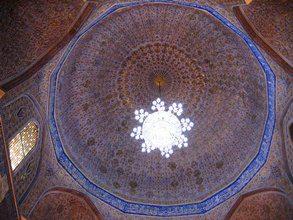 Central-Asia-Tour-Turkmenistan-Uzbekistan-Tajikistan-Merv-Medrasa-dome