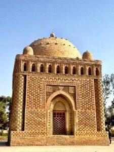 Central-Asia-Tour-Turkmenistan-Uzbekistan-Tajikistan-Merv-Samanid-Mausoleum