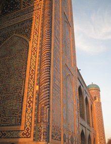 Central-Asia-Tour-Turkmenistan-Uzbekistan-Tajikistan-Merv-Samark-and-facade