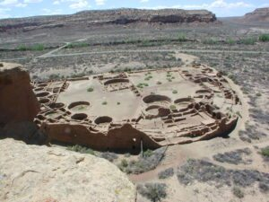 chaco canyon tour pueblo-bonito tour American southwest tour
