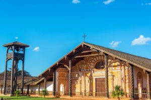 mission church bolivia tour