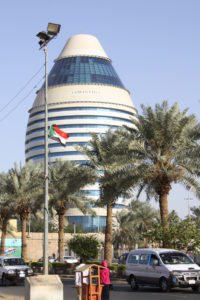 corinthia hotel Sudan tour