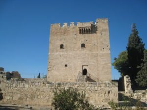 Kolossi Castle - Cyprus