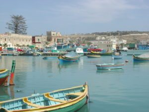 Cyprus-Rhodes-Malta-Tour-Mediterranean-Islands-Bellapais-Abbey-Boats