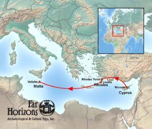 Cyprus-Rhodes-Malta-Tour-Mediterranean-Islands-Map