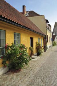 Denmark-Norway-Sweden-Tour-Scandinavian-Tanum-Rock-Engravings-Konborg-Castle-Viking-Fortress-Alta-Midnight-Sun-Street