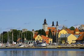 Denmark-Norway-Sweden-Tour-Scandinavian-Tanum-Rock-Engravings-Konborg-Castle-Viking-Fortress-Alta-Midnight-Sun-Visby