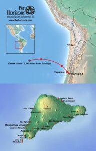 Easter-Island-Tour-Polynesia-Tapati-Festival-Hanga-Roa-Village-Map
