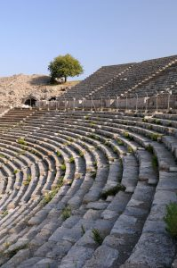 ephesus theater tour turkey tour archaeology tour classical archaeology tour