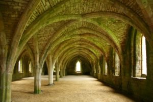 Fountains Abbey tour England tour English architecture tour