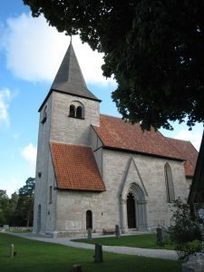 Froejel church Gotland Island Denmark tour Swedent tour Archaeology tour Viking tour