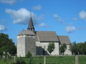 Gammelgarns church Gotland Viking tour Denmark tour Sweden tour archaeology tour