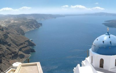 Greek Isles: Cyclades, Crete, Santorini, and Aegina