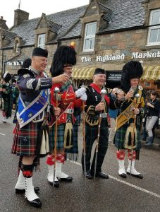 Highland Games Orkney tour Scotland tour