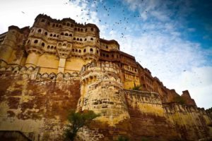 India-Tour-Gujarat-Rajasthan-Fort