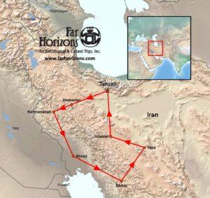 Iran-Tour-Persepolis-Pasargad-Bistoun-Isfahan-Shiraz-Shush-Isfahan-Hamadan