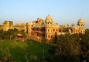 khimsar fort India tour