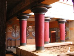 Knossos - Crete, Greece