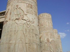 Majesty-of-Egypt-Tour-Kom-Ombo-Pillars