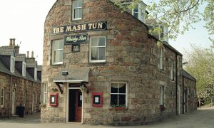 Mash Tun Pub Scotland tour Highlands of Scotland Tomintoul tour archaeology tour history tour