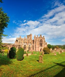 Melrose Abbey tour Edinburgh Castle tour Scotland tour Orkneys tour